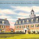 Bethlehem, PA Postcard - Moravin College. (A752) Penna, Pennsylvania