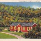 Titusville, PA Postcard - Drake Memorial State Park 1935 (A780) Penna, Pennsylvania