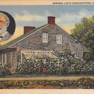 Gettysburg, PA Postcard - General Lee's Headquarters (A782) Penna, Pennsylvania