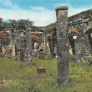 Ruinas de la Contaduria, Mexico postcard (B108-109)