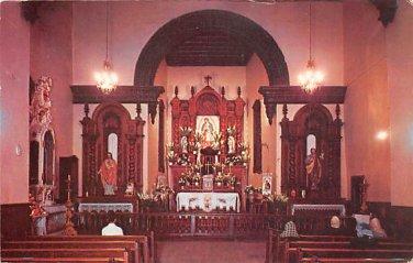 Nuestra Senora De Guadalupe, Mexico postcard (B110-111)
