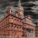 City Hall, Baltmore,  Md Postcard (B276) Maryland