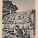 Annapolis, Md Carvel Hall - Albertype Postcard (B284) Maryland
