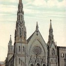 Baltmore, Md M. E. Church, Mt. Vernon Place Postcard (B288) Maryland
