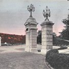 Baltmore, Md Mt. Royal Ave Druid Hill Park 1908 Postcard (B291) Maryland
