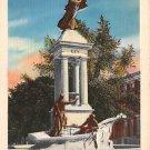 Baltmore, Md Eitaw Place, F. Scott Key Postcard (B293) Maryland