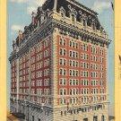 Baltmore, Md Sheraton Belvedere Hotel 1972 Postcard (B294) Maryland