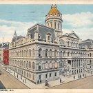 Baltmore, Md City Hall Postcard  (B298) Maryland