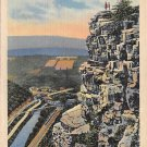 Cumberland, Md Lover's Leap Postcard (B301) Maryland