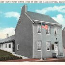 Frederick, Md Taney Home Postcard (B304) Maryland