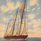 Baltmore, Md Sailing on Chesapeake - Skipjack 1944 (B309) Maryland
