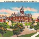 Baltmore, Md Johns Hopkins Hospital (B315) Maryland