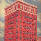 Chicago, Ill Postcard First Dearborn Hotel (B6) IL, Illinois