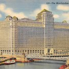 Chicago, Ill Postcard - Merchandise Mart 1942 (B12) IL, Illinois