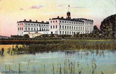 Tullgarn Castle, Sweden, Sverige Postcard (B338-339)