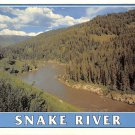 Snake River, Idaho - Continental Postcard (B372)