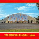 Pocatello, Idaho - The Mini-Dome - Continental Postcard (B369)