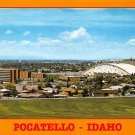 Pocatello, Idaho - Continental Postcard (B368)