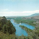 Snake River South Fork, Idaho - Continental Postcard (B367)