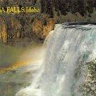 Mesa Falls, Idaho - Continental Postcard (B366)