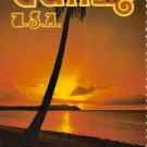 Guam Where America's Day Begins - Continental Postcard (B359)