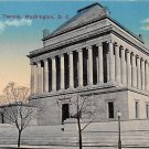 Washington, DC Scottish Rite Temple Postcard (B383)