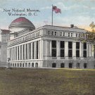 Washington, DC National Museum Postcard (B385)