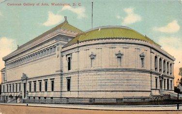 Washington, DC Corcoran Gallery of Art, Postcard (B390)