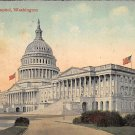 Washington, DC The Capitol Postcard 1911 (B391)