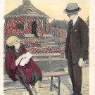 Dont Get Fresh - Romance Postcard (B424)