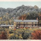 Craven House, Tenn Point Lookout Mountain Phostint Postcard (B436) Tennessee