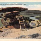 Umbrella Rock, Tenn Lookout Mountain Postcard (B439) Tennessee