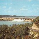 Bagnell Dam across Osage River Postcard (B467)