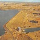 Garrison Dam. Riverside North Dakota Postcard (B470)