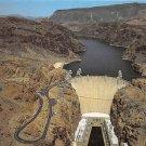 Hoover Dam - Neveda - Arizona Postcard (B478)