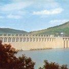 Great Bluestone Dam - Hinton, West Virginia Postcard (B479)