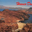 Hoover Dam - Neveda - Arizona Postcard (B482)