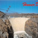 Hoover Dam - Neveda - Arizona Postcard (B483)