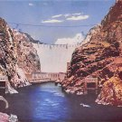 Boulder Dam - Postcard (B499)