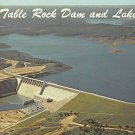 Table Rock Dam - Beautiful Ozarks Postcard (B501)