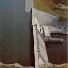 Table Rock Dam - Postcard (B502)