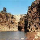 Diablo Dam - Seattle City Light's Skagit River Power Plant Postcard (B503)