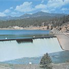 Evergreen Dam and Lake, Colorado Postcard (B505)
