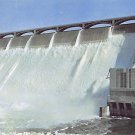 Grand Coulee Dam Spillway Postcard (B515)