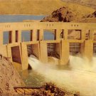 Parker Dam, Colorado River Postcard (B519)