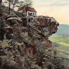 Chattanooga, Tenn Lookout Mountain Sunset Rock Postcard (B444) Tennessee