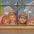A Happy New Year 1910 (B547)