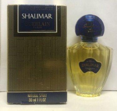 Shalimar EDT by Guerlain 1 fl oz with box