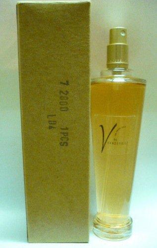 V by Gloria Vanderbilt for Women 3.4 oz EDT Spray Tester