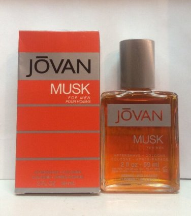 Jovan Musk by Jovan for Men - 2 Fl.
